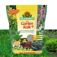 Azet GartenKalk für fruchtbaren Boden und gesundes Wachstum