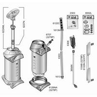 Drucksprühgerät Mesto PRIMER 8 Liter, Ersatzteile